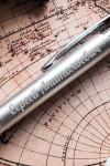 Ручка с нанесением текста Имя