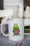 Кружка с вашим текстом Царевна лягушка