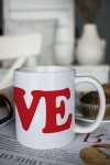 Кружка с Вашим фото LOVE