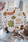 Тарелка декоративная с вашим текстом С днем Рождения!