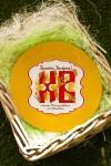 Тарелка декоративная с вашим текстом Светлый праздник