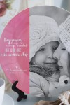 Тарелка декоративная с вашим фото и текстом На День матери
