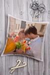 Подушка декоративная с Вашим именем Романтика