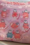 Подушка декоративная с Вашим именем Почему я люблю тебя