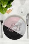 Тарелка Bon appetit