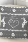 Подушка декоративная Скандинавские олени