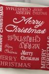 Подушка декоративная Merry Christmas