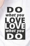 Футболка мужская Do what you love