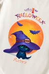 Боди для малыша с вашим текстом Мой первый Хэллоуин