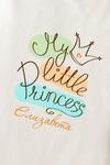 Боди для малыша с вашим текстом Маленькая принцесса