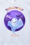 Футболка детская с вашим текстом Хэллоуин