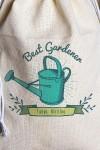 Мешочек с Вашим текстом Best Gardener