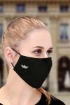 Маска защитная для лица с вышивкой Кораблик