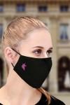 Маска защитная для лица с вышивкой Единорог