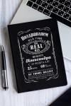 Ежедневник с Вашим текстом Джек