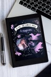 Ежедневник с Вашим текстом Атлас звездного неба