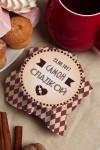 Набор сладостей с Вашим текстом Самый лучший подарок
