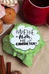 Набор сладостей с Вашим текстом Коробка приятностей