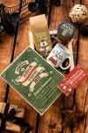 Набор сладостей с Вашим текстом Новогодняя сказка
