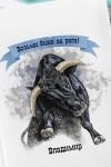 Ежедневник с Вашим текстом Возьми быка за рога