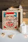 Ящик почтовый новогодний Дед Мороз