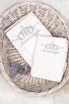 Набор полотенец с именной вышивкой Именное