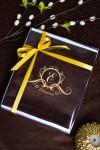 Набор дорожек с именной вышивкой (2шт) Фамильный герб