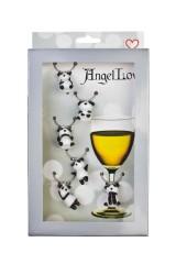 Набор подвесок для бокала Милые панды