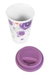 Стакан для чая/кофе Акварельная палитра