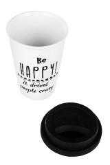Стакан для чая/кофе Счастье