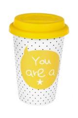 Стакан для чая/кофе Ты моя звезда