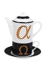Набор чайный Альфа и Омега