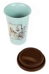 Стакан для чая/кофе Птичка