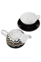 Набор чайный Зигзаг