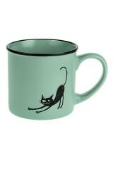 Кружка Игривый кот