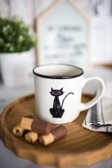 Кружка Хитрый кот