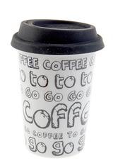 Стакан для чая/кофе Кофе с собой