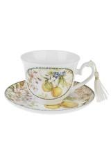Чайная пара Солнечный лимон