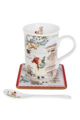 Набор чайный Праздничная почта