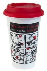 Стакан для чая/кофе Любовь без границ