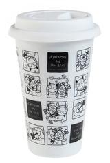 Стакан для чая/кофе Любовь без границ - 2