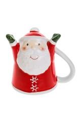 Кружка новогодняя Веселый Дед Мороз