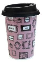 Стакан для чая/кофе Окно в интернет
