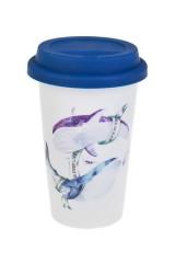 Стакан для чая/кофе Киты