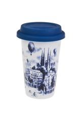 Стакан для чая/кофе Волшебный город
