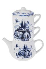 Набор чайный Волшебный город
