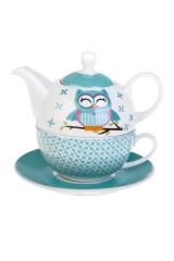 Набор чайный Обаятельная совушка