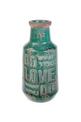 Ваза декоративная Люби и делай