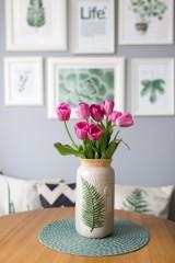 Ваза для цветов Папоротник