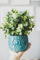 Кашпо для цветов Совушка